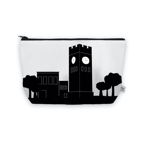 Hudson Ohio Skyline Cosmetic Makeup Bag