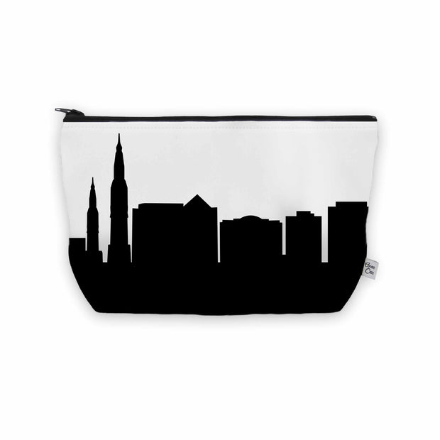 Huntsville AL Skyline Cosmetic Makeup Bag