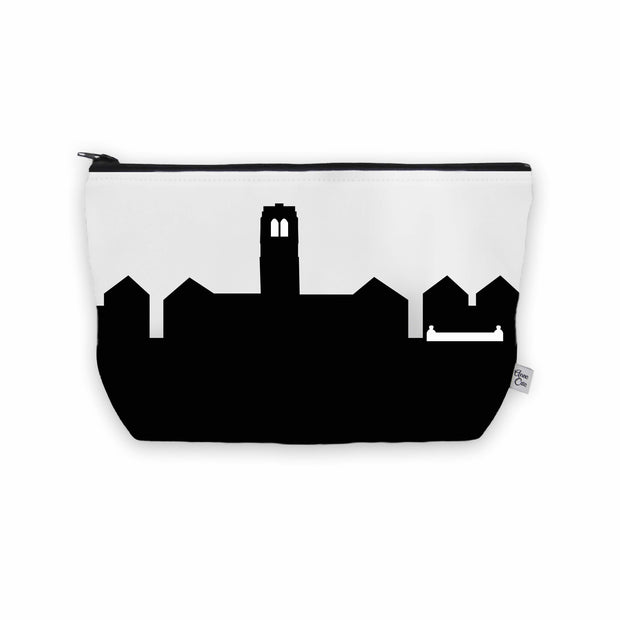 Cleveland OH (John Carroll Univ.) Skyline Cosmetic Makeup Bag