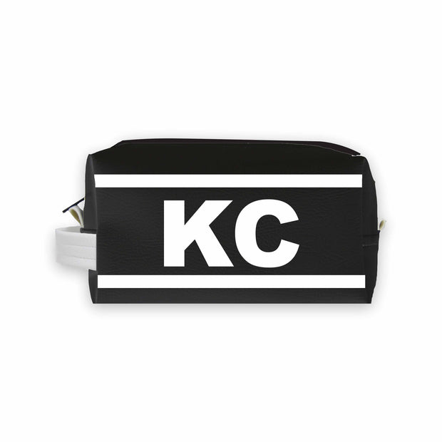 KC (Kansas City) Travel Dopp Kit Toiletry Bag