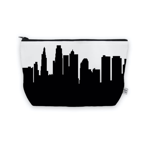 Kansas City Makeup Cosmetic Bag by Anne Cate