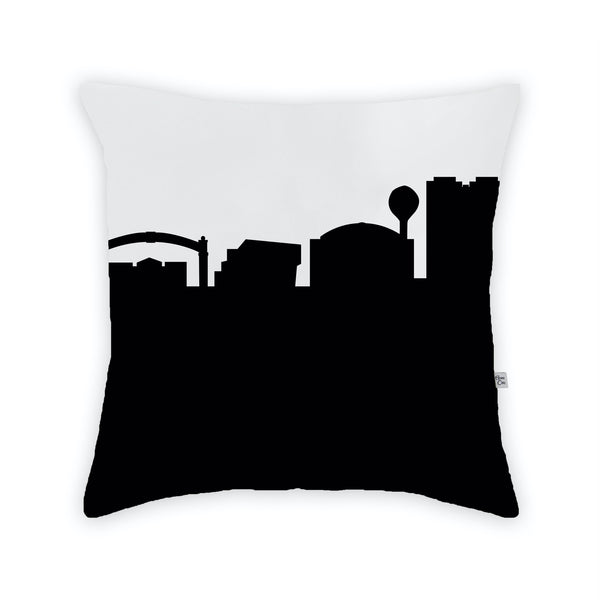 Kent (Kent State University) Large Throw Pillow by Anne Cate