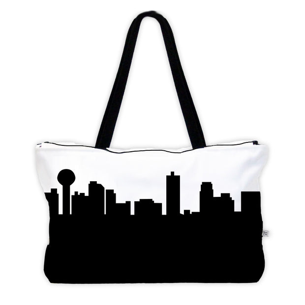Knoxville TN Skyline Weekender Tote