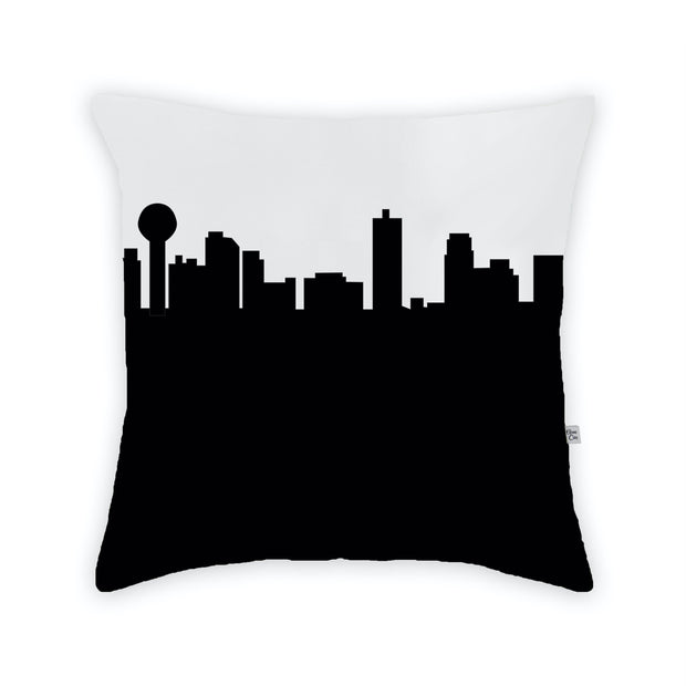 Knoxville TN Skyline Large Throw Pillow