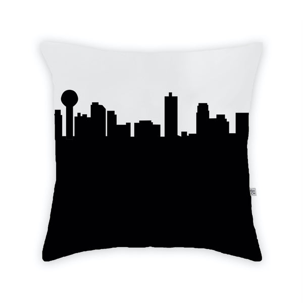 Knoxville Large Throw Pillow by Anne Cate