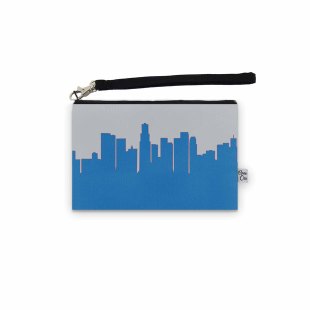 Los Angeles CA Game Day Wristlet - Stadium Approved - CUSTOMIZE IT!