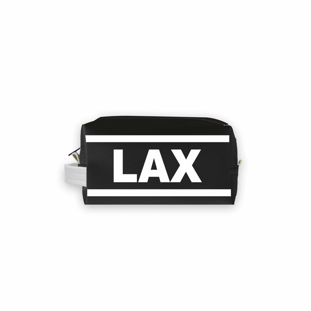 LAX (Los Angeles) Travel Dopp Kit Toiletry Bag