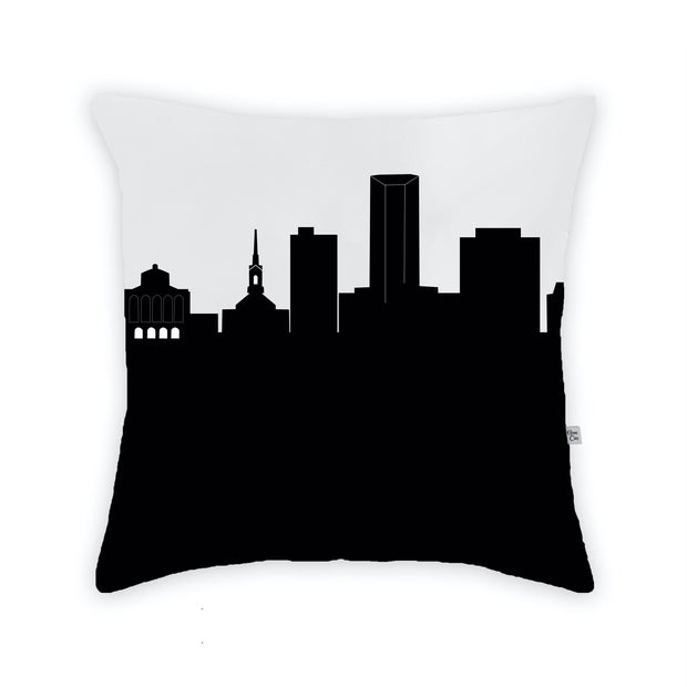Lexington KY Skyline Large Throw Pillow