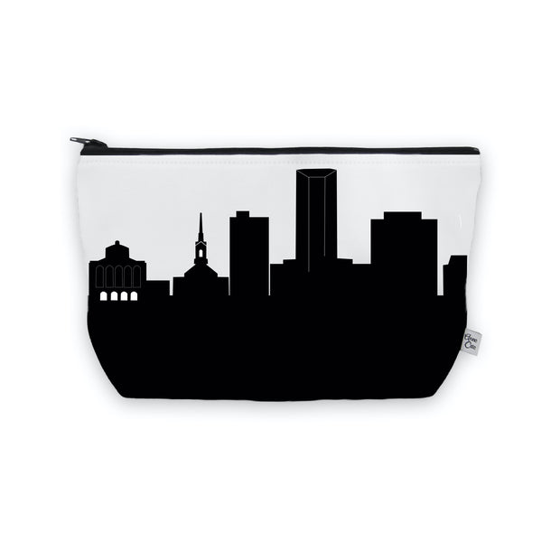 Lexington KY Skyline Cosmetic Makeup Bag