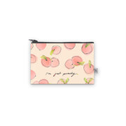 Just Peachy Mini Wallet - Deanna First x Anne Cate