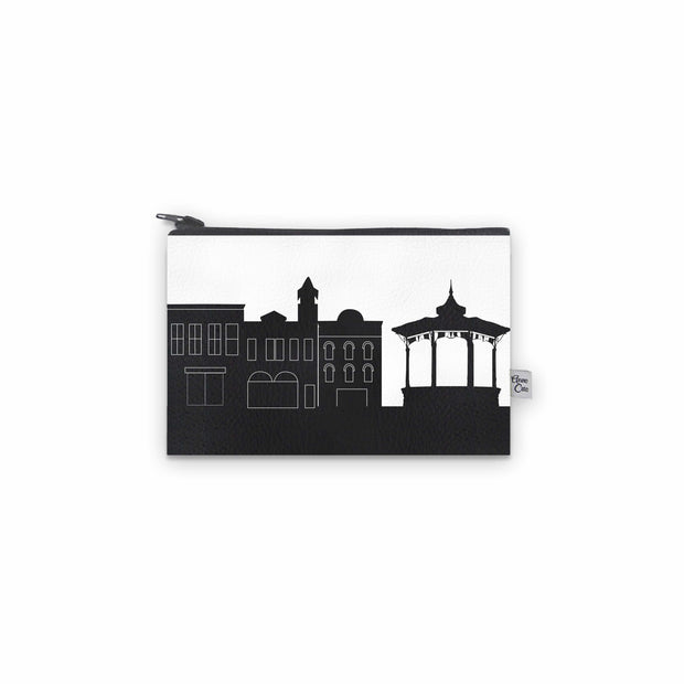 Medina OH Skyline Mini Wallet (Vegan Leather)