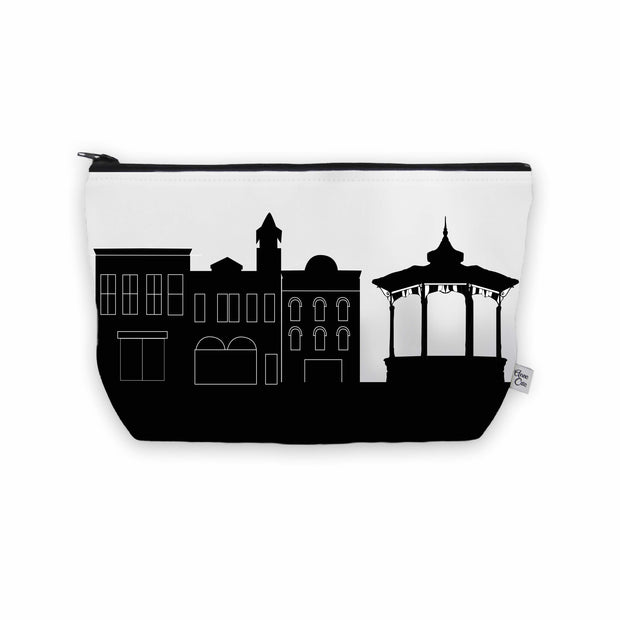 Medina OH Skyline Cosmetic Makeup Bag