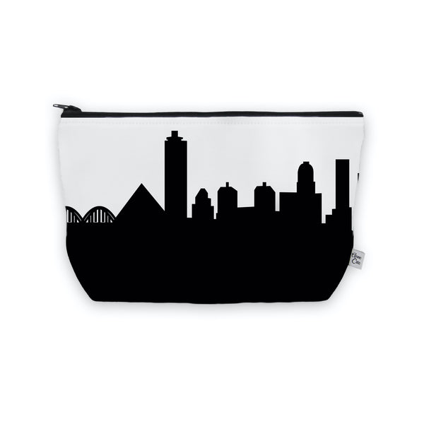Memphis Makeup Cosmetic Bag by Anne Cate