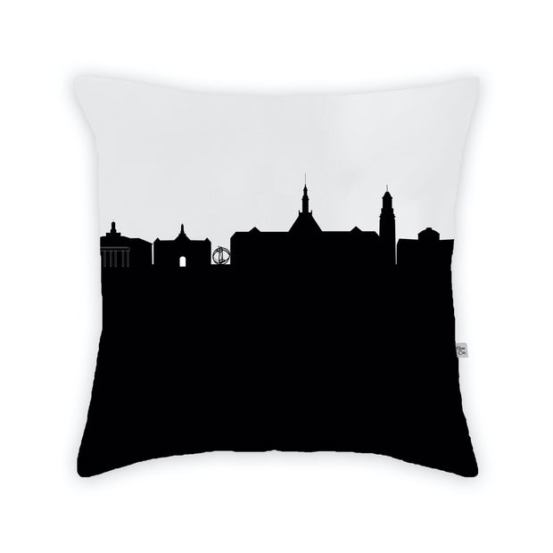 Oxford OH Skyline Large Throw Pillow