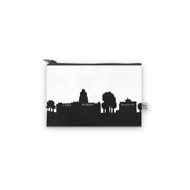 Middle Bass Island OH Skyline Mini Wallet (Vegan Leather)