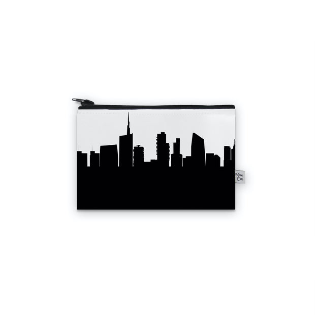 Milan Italy Skyline Mini Purse