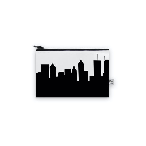 Montreal Canada Skyline Mini Purse