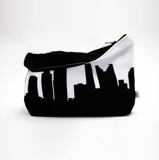 Starkville MS Skyline Cosmetic Makeup Bag