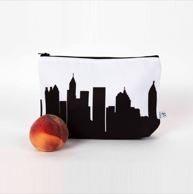 Berlin Germany Skyline Cosmetic Makeup Bag