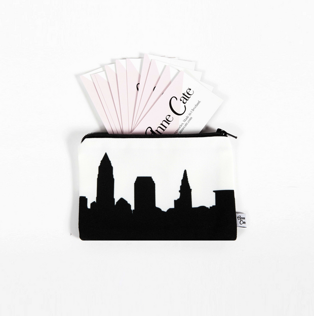 New York City NY Skyline Mini Purse