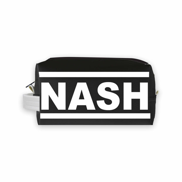 NASH (Nashville) Travel Dopp Kit Toiletry Bag