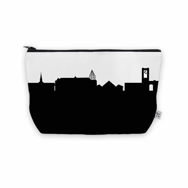 North Canton OH Skyline Cosmetic Makeup Bag