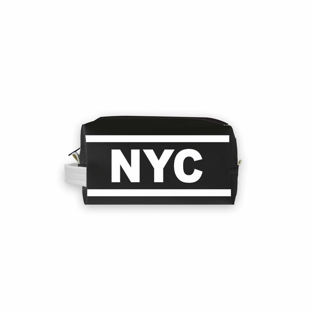 Small City Travel Dopp Kit Toiletry Bag