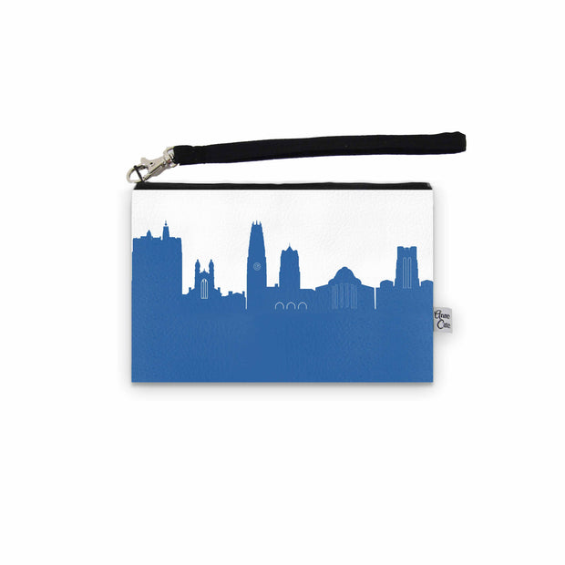 New Haven CT Game Day Wristlet - Stadium Approved - CUSTOMIZE IT!