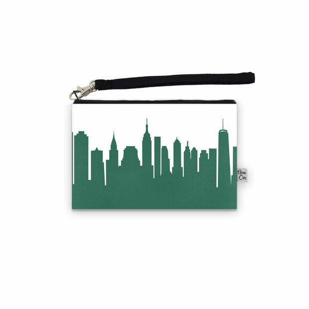 New York City NY Game Day Wristlet - Stadium Approved - CUSTOMIZE IT!