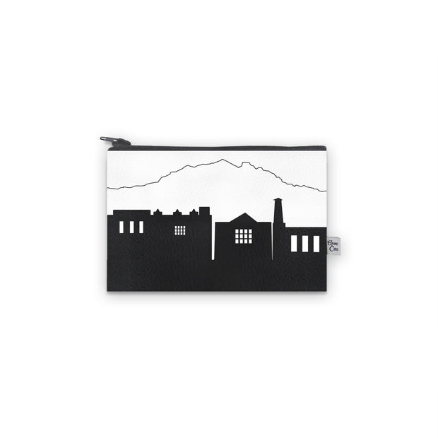 Park City UT Skyline Mini Wallet (Vegan Leather)