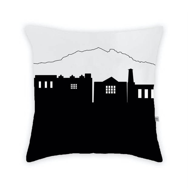 Park City UT Skyline Large Throw Pillow