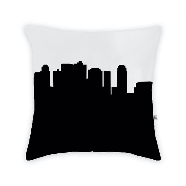 Phoenix Large Throw Pillow by Anne Cate