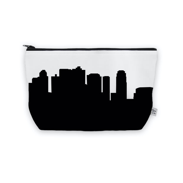 Phoenix AZ Skyline Cosmetic Makeup Bag