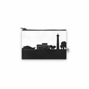 Put in Bay OH Skyline Mini Wallet (Vegan Leather)