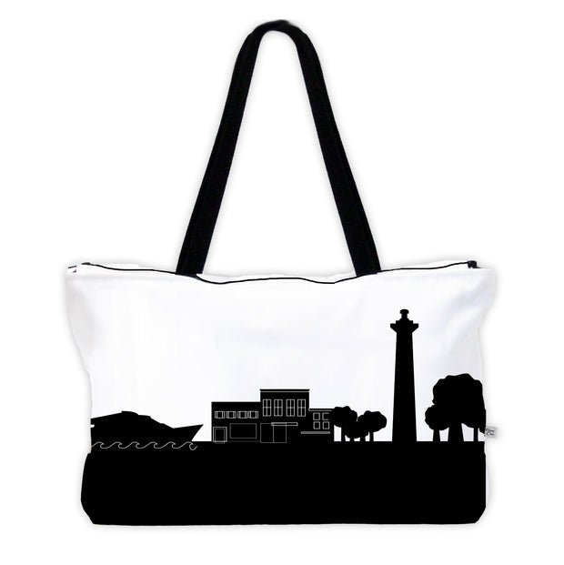 Put In Bay OH Skyline Weekender Tote