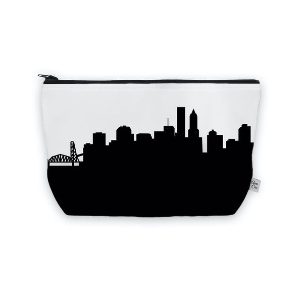 Portland Makeup Cosmetic Bag by Anne Cate