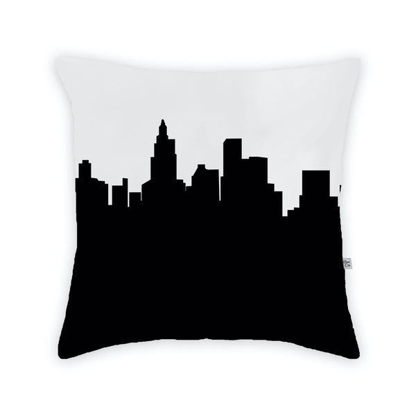 Providence Large Throw Pillow by Anne Cate