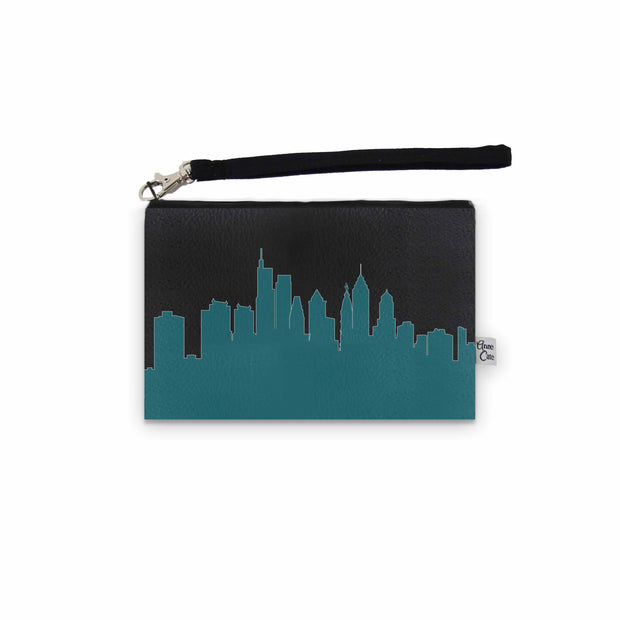 Philadelphia PA Game Day Wristlet - Stadium Approved - CUSTOMIZE IT!