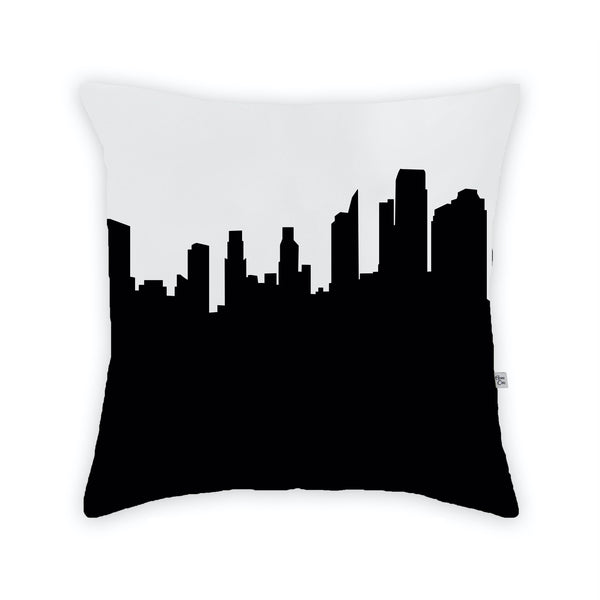 Sacramento Large Throw Pillow by Anne Cate