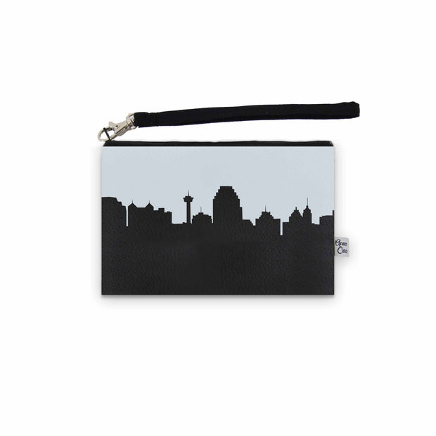 San Antonio TX Game Day Wristlet - Stadium Approved - CUSTOMIZE IT!
