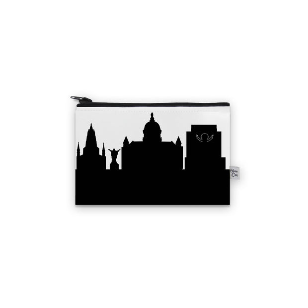 South Bend IN Skyline Mini Purse