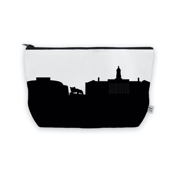 State College PA Skyline Cosmetic Makeup Bag