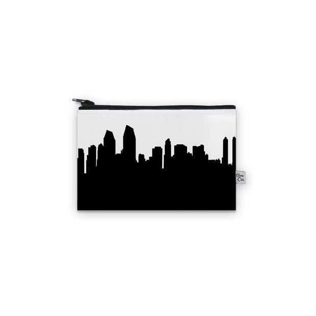 San Diego CA Skyline Mini Purse