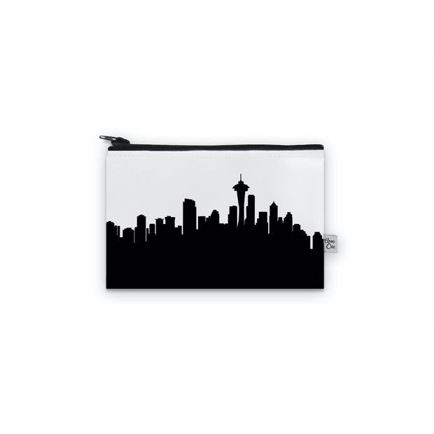 Seattle WA Skyline Mini Purse
