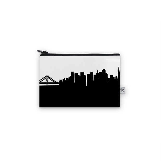 San Francisco CA Skyline Mini Purse