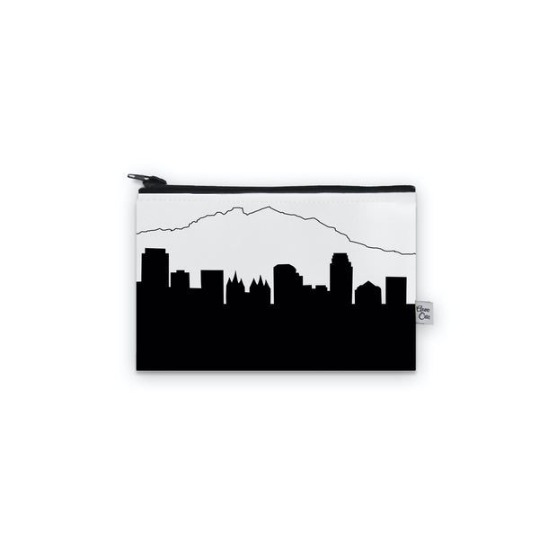 Salt Lake City UT Skyline Mini Purse