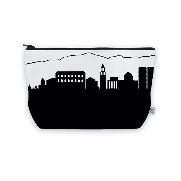 Split, Croatia Makeup Cosmetic Bag by Anne Cate