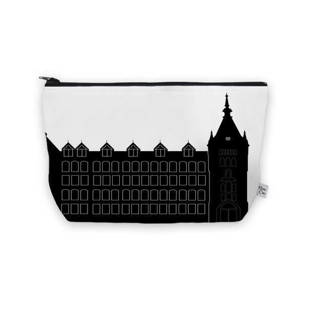 Cleveland OH (St. Ignatius High School) Skyline Cosmetic Makeup Bag