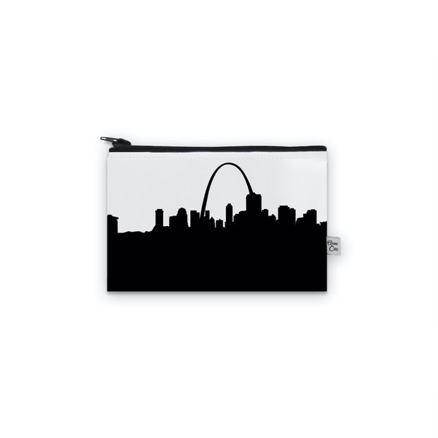 St. Louis MO Skyline Mini Purse