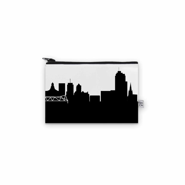 Syracuse NY Skyline Mini Purse